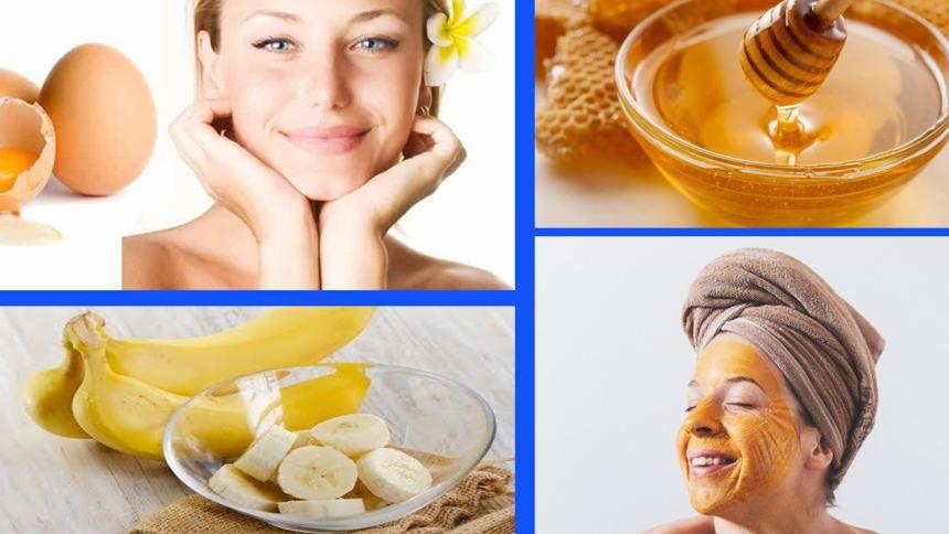 mascarillas de huevo para piel seca