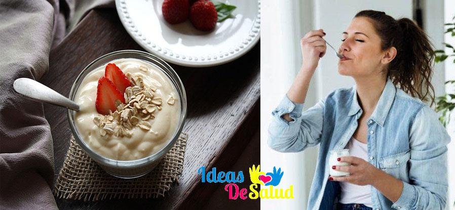 pasos para la dieta del yogurt