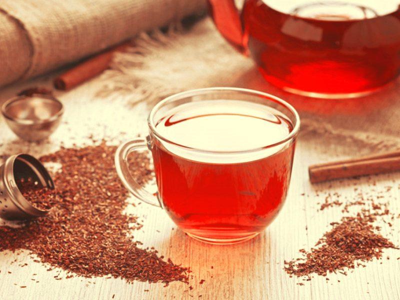 los increibles beneficios del te rojo para la salud