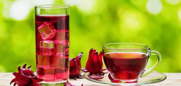 tomar te rojo helado para mejorar la salud