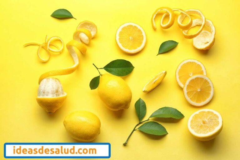 usos y beneficios del limon para la salud