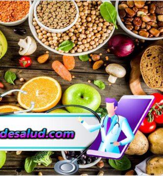 Alimentos ricos en nutrientes para bajar de peso