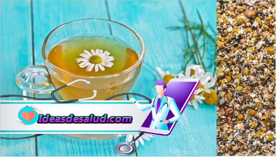 Beneficios de la manzanilla para la buena salud