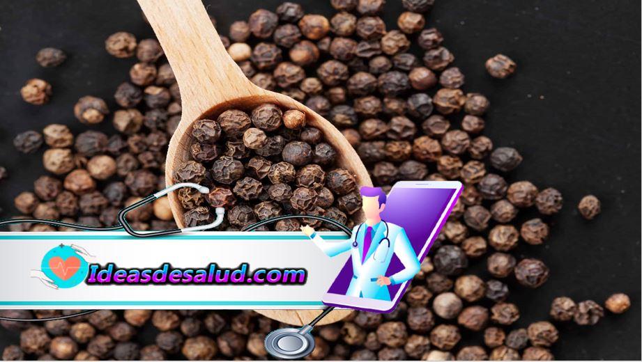 Beneficios para la salud de la pimienta negra