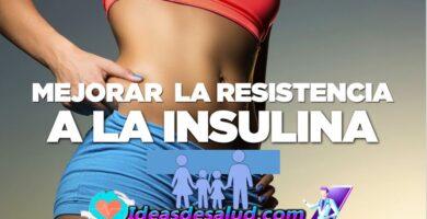 ¿Cómo vencer la resistencia a la insulina?