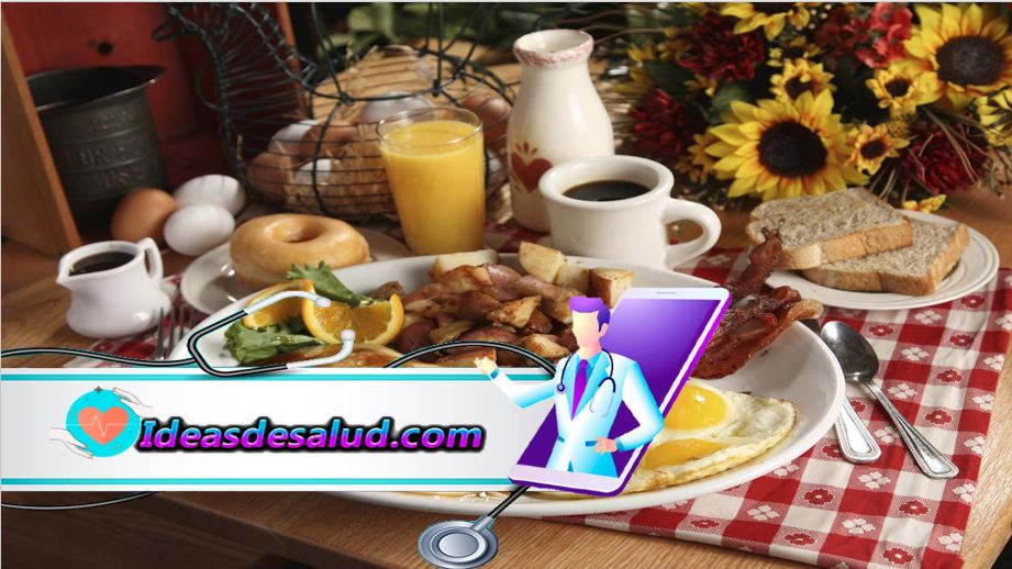 El desayuno no ayuda a perder peso, según estudio