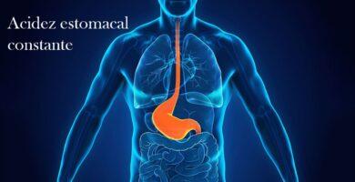 Acidez estomacal constante, ¿Cuál es el tratamiento?