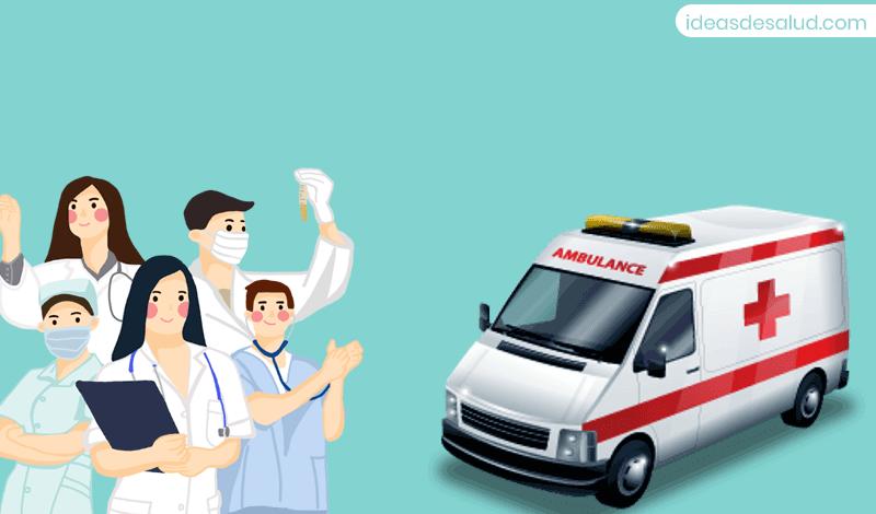 ambulancias a domicilio
