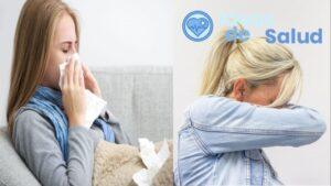 Como conocer las diferencias entre tos alérgica y tos normal