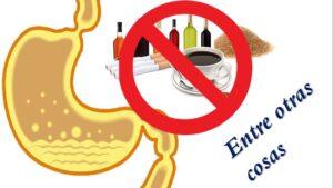 ¿Cómo tratar la acidez estomacal?