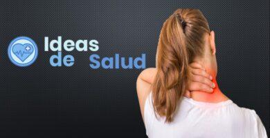 Dolor de cuello bajo la oreja e hinchazón... ¿pueden ser paperas?