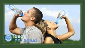 La ingestión de agua