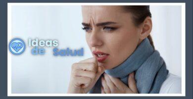 La tos seca, ¿Qué puede ser y qué hacer?
