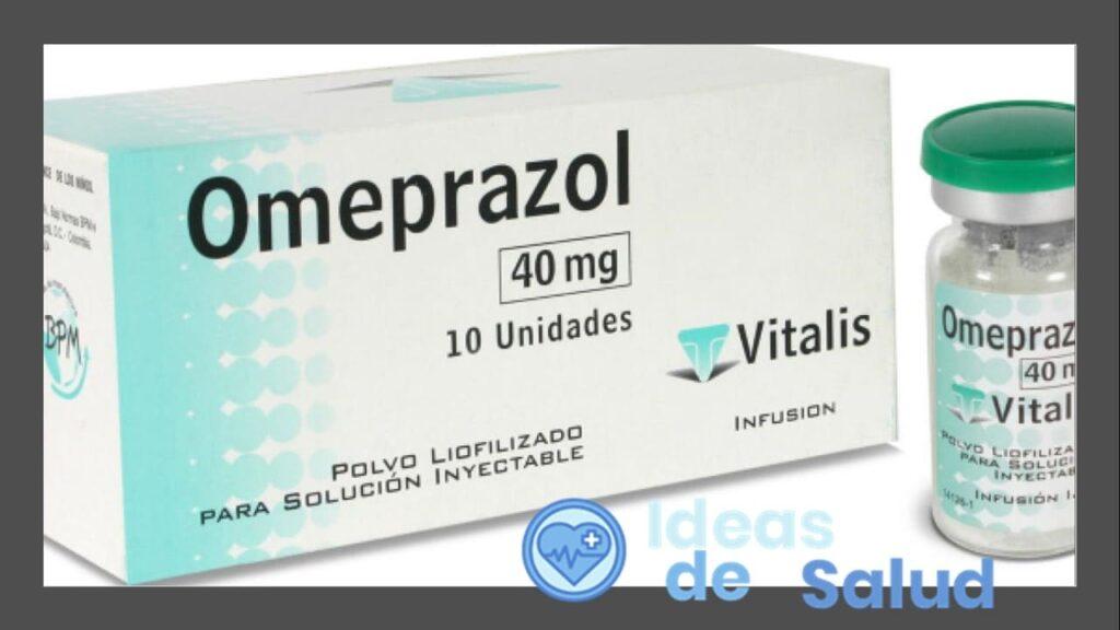 Omeprazol, ¿para qué sirve y cuáles son los efectos secundarios?