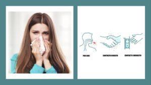 ¿Qué es la gripe y cómo se transmite?