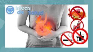 ¿Qué hacer para luchar y evitar la acidez estomacal?