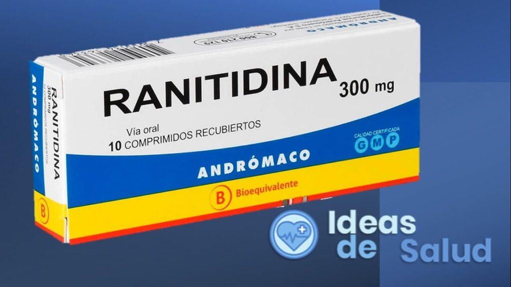 Ranitidina, ¿Para qué sirve y cuál es la indicación?