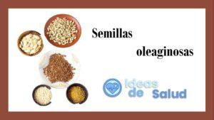 Semillas oleaginosas