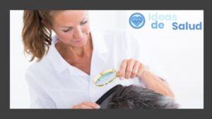 Tratamiento de la foliculitis superficial en el cuero cabelludo